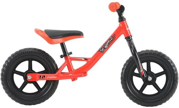 Haro PreWheelz 12 EVA Color: Bright Red