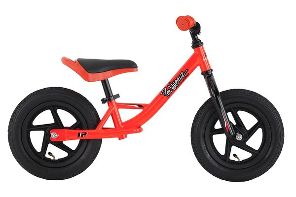 Haro PreWheelz 12 Tire Color: Bright Red
