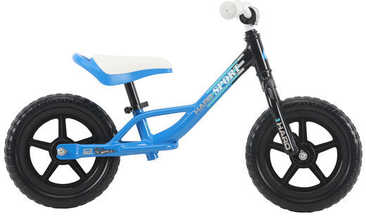 Haro PreWheelz 12 SE EVA Color: Black/Blue