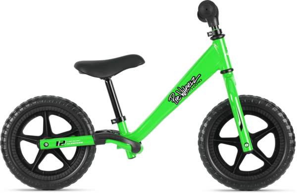 Haro Prewheelz Color: Bad Apple Green