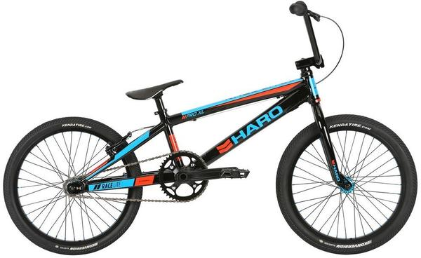 Haro Pro XL Color: Gloss Black