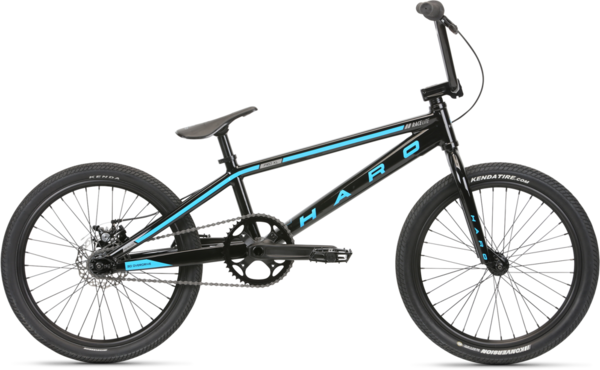 Haro Pro XL Color: Black