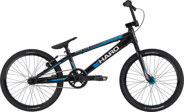 Haro Race Lite Expert XL Color: Black