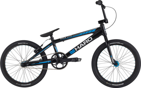 Haro Race Lite Pro XL Color: Black