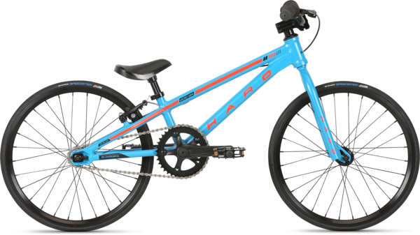 Haro Racelite Micro Mini Color: Blue