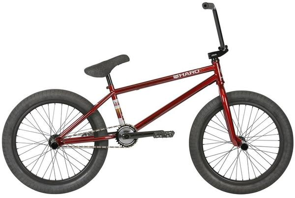 Haro SD AM (i27) Color: Gloss Metallic Red