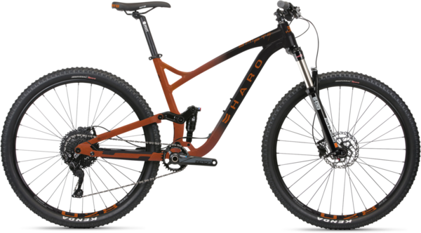 Haro Shift R5 27.5 Color: Black/Copper