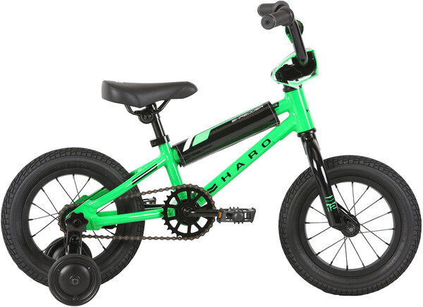 Haro Shredder 12 Color: Bad Apple Green