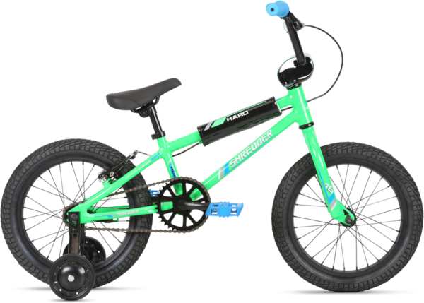 Haro Shredder 16 Color: Bad Apple