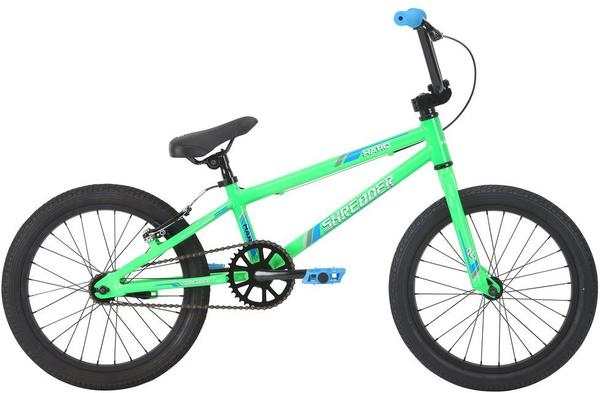 Haro Shredder 18 Color | Size: Gloss Bad Apple | 18-inch
