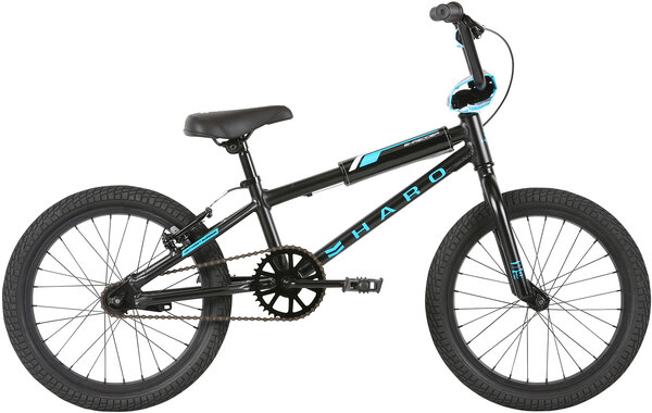 Haro Shredder 18 Color: Matte Black