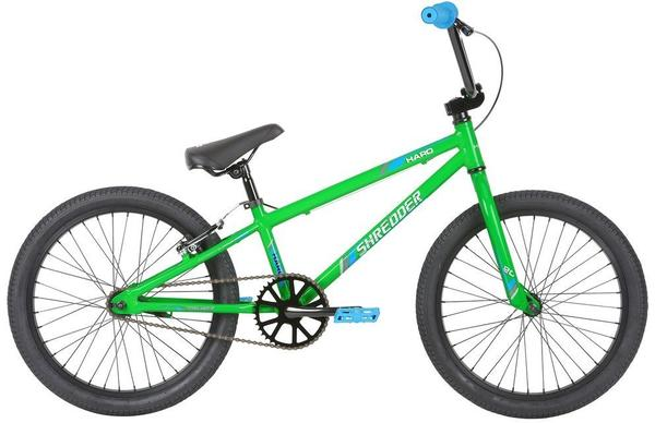 Haro Shredder 20 Color | Size: Gloss Bad Apple | 19.3-inch