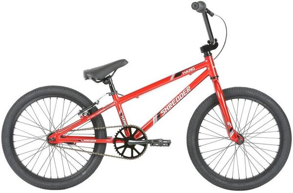 Haro Shredder 20 Color | Size: Gloss Ruby Red | 19.3-inch
