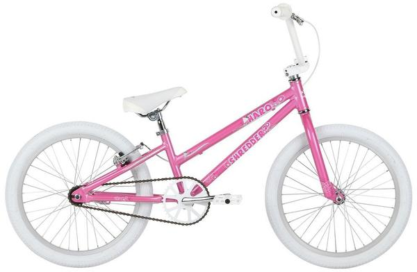 Haro Shredder 20 Girls Color | Size: Pearl Pink | 19.13-inch