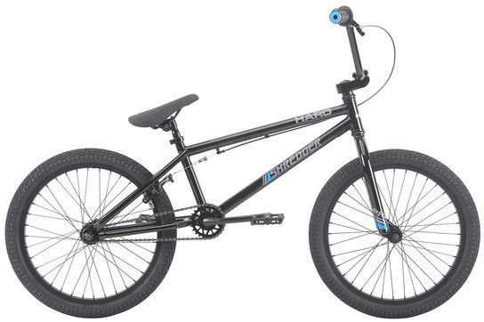 Haro Shredder Pro 20 Color: Gloss Black