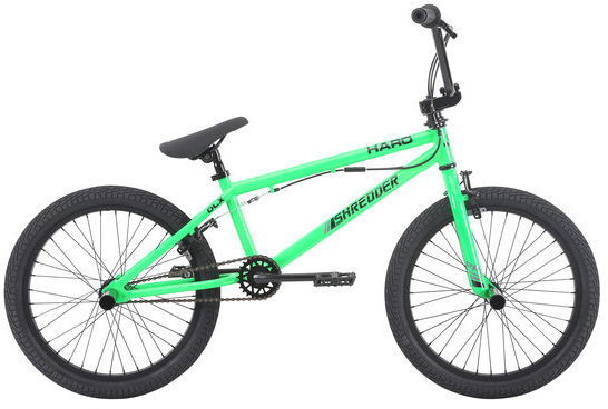 Haro Shredder Pro 20 DLX Color: Bad Apple