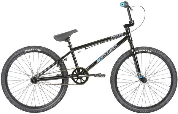 Haro Shredder Pro 24 Color | Size: Gloss Black | 21-inch