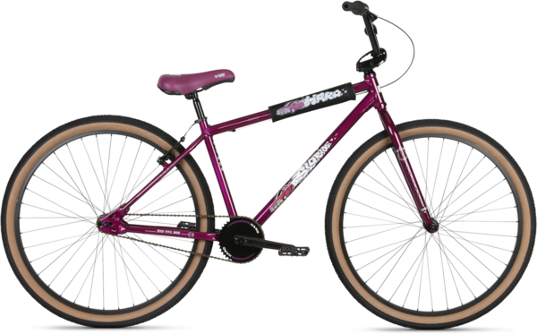 Haro Slo-Ride 29 Color: Purple