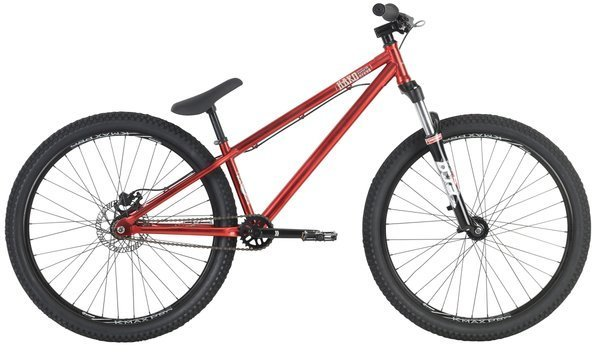 Haro Steel Reserve 1.2 Color: Red Chrome