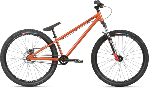 Haro Steel Reserve 1.2 Color: Trans Copper