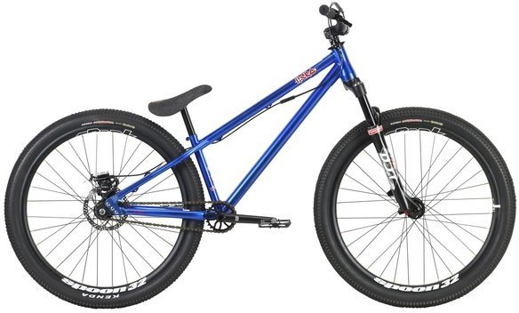 Haro Steel Reserve 1.3 Color: Blue Chrome