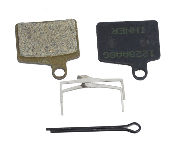 Hayes Disc Brake Pads Model | Type: Dyno Comp/Radar | T122 semi metallic