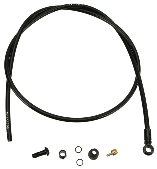 Hayes Hydraulic Tubing Kits Color | Length | Model | Type: Black | 900mm | El Camino/Stroker Series | Tubing Kit