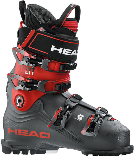 Head Nexo LYT 110 G Color: Anthracite/Red