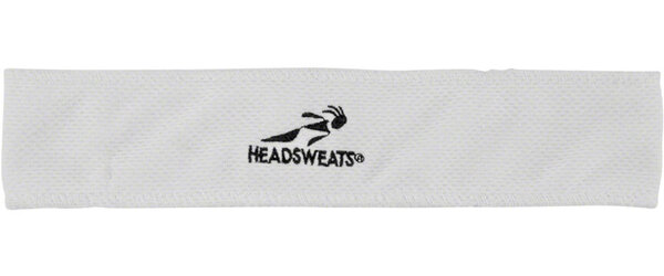 Headsweats Eventure Topless Headband Color: White