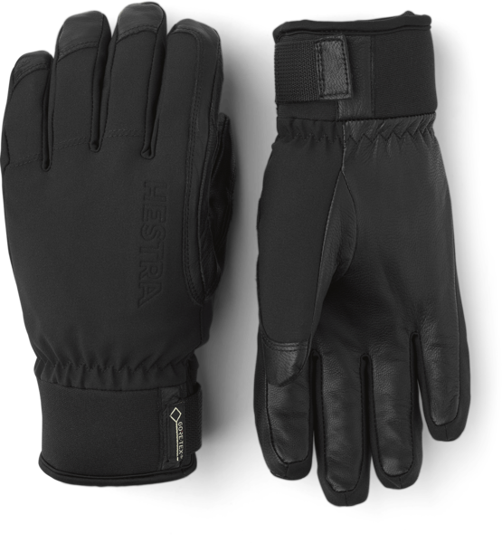 Hestra Gloves Alpine Short GORE-TEX 5 Finger
