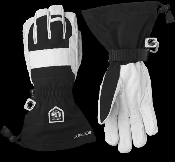 Hestra Gloves Army Leather Heli Ski GTX + Gore Grip Technology