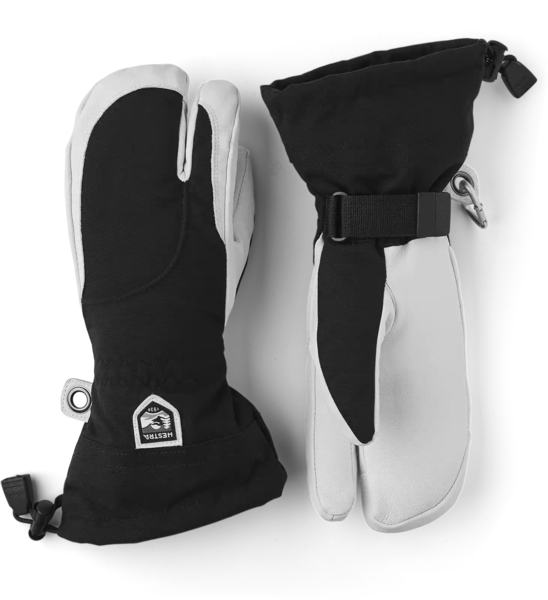 Hestra Gloves Heli Ski Female 3 Finger