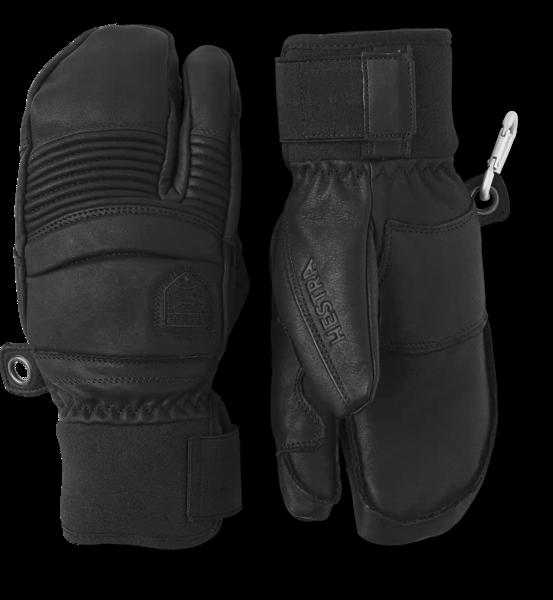 Hestra Gloves Leather Fall Line 3 Finger