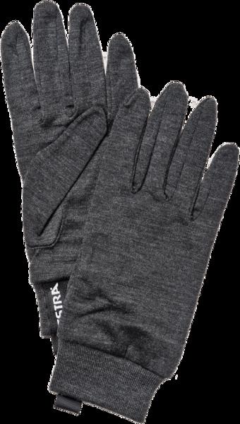 Hestra Gloves Merino Wool Liner Active 5 Finger