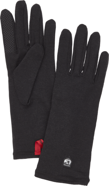 Hestra Gloves Merino Wool Liner Long 5 Finger