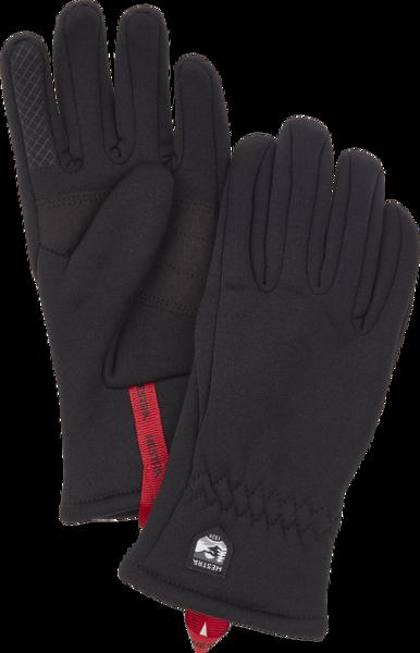 Hestra Gloves Touch Point Fleece Liner Sr. 5 Finger