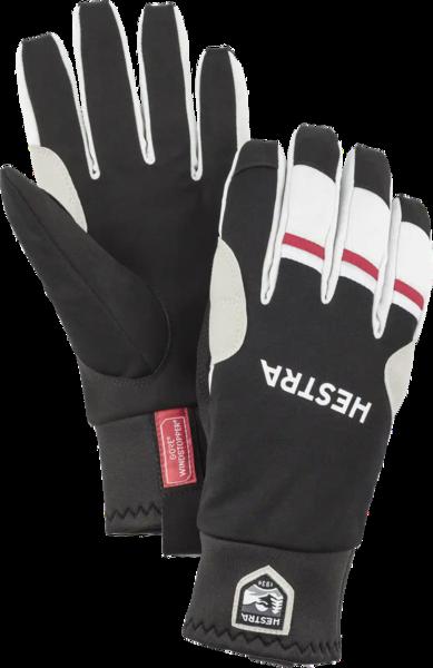 Hestra Gloves Windstopper Race Tracker 5 Finger