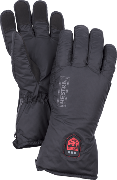 Hestra Gloves Women's Heated Liner 5 Finger