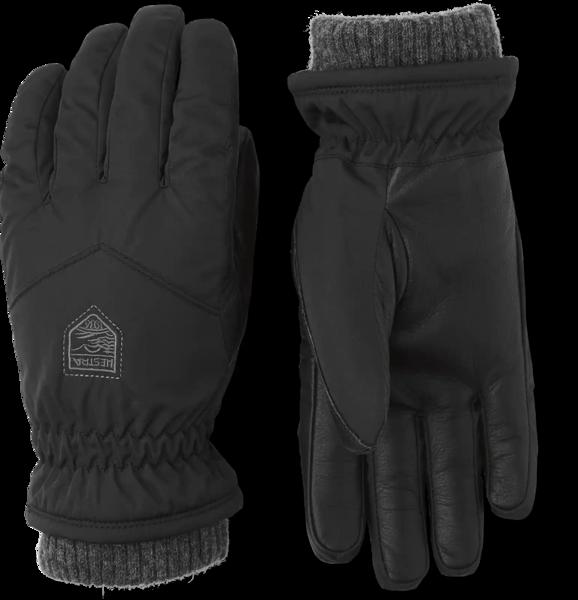 Hestra Gloves Women's Primaloft Rib Knit 5 Finger