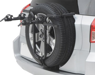 Hollywood Racks Spare-Tire Rack