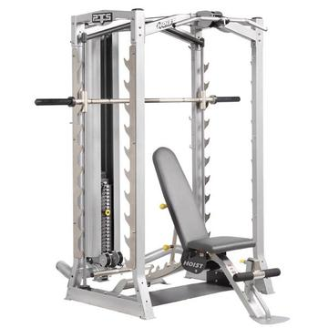Hoist PTS Dual Action Smith Cage Ensemble Package #1