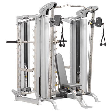 Hoist PTS Dual Action Smith Cage Ensemble Package #3