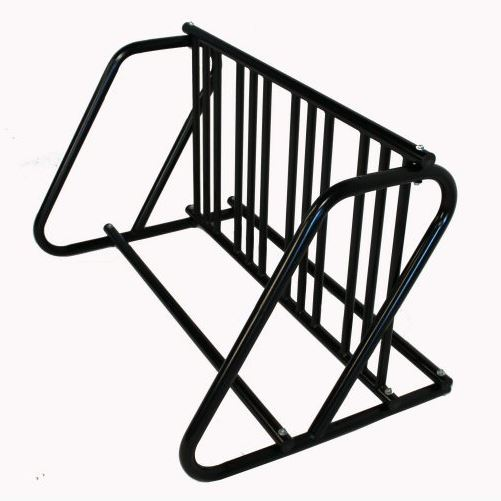 Hollywood Racks Dual Use Bike Stand Model: 8-bike capacity