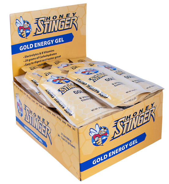 Honey Stinger Classic Energy Gel Flavor | Size: Gold | 24-pack
