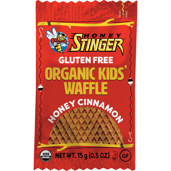 Honey Stinger Kids' Gluten Free Organic Waffle Flavor: Honey Cinnamon