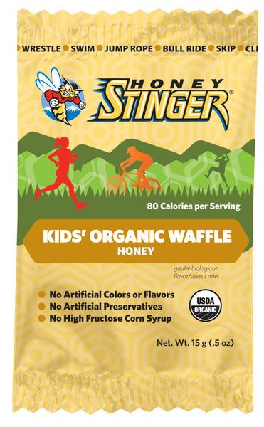 Honey Stinger Kids' Organic Stinger Waffle