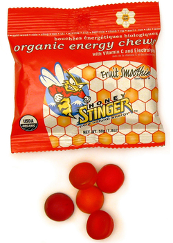 Honey Stinger Organic Energy Chews Size: Single Serving