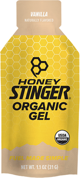 Honey Stinger Organic Energy Gel Flavor | Size: Vanilla | Single Serving