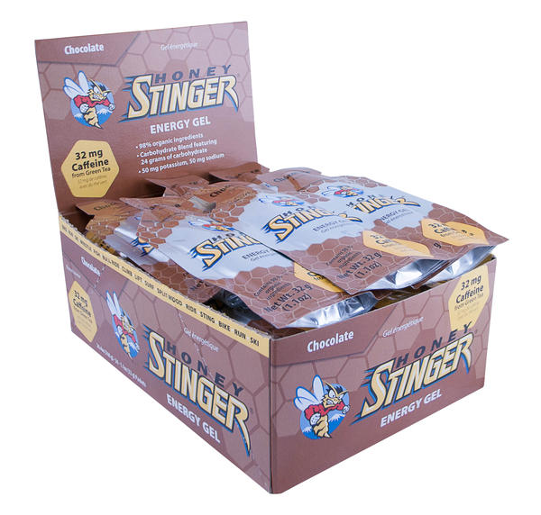 Honey Stinger Organic Energy Gel Flavor | Size: Chocolate | 24-pack