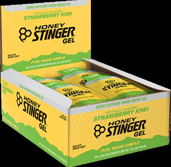 Honey Stinger Caffeinated Energy Gel